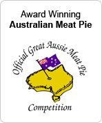 Award Winning Australian Meat Pie